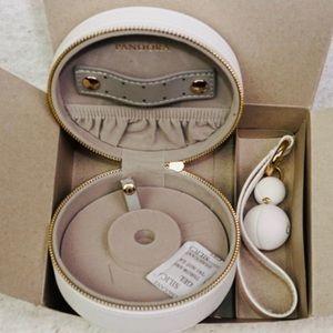 Pandora Wristlet Jewelry Case, NWT